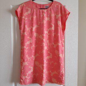 Chelsea28 Pink Sleeveless Dress - Size M
